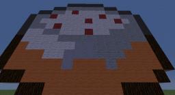 Food Pixel Arts Minecraft Map & Project