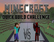 Minecraft Quick Build Challenge Minecraft Map & Project