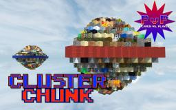 [PvP] Cluster Chunk Minecraft Map & Project