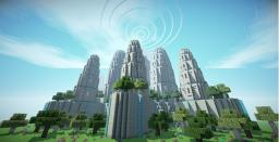 Minecraft - Fantasia Island + Download! Minecraft Project