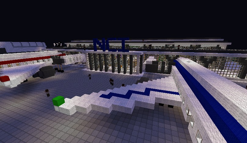 Very large airport filled with... you guessed it! Loot and zombies