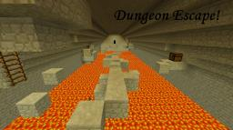 Dungeon Escape! - READ THE UPDATE LOGS! Minecraft Map & Project
