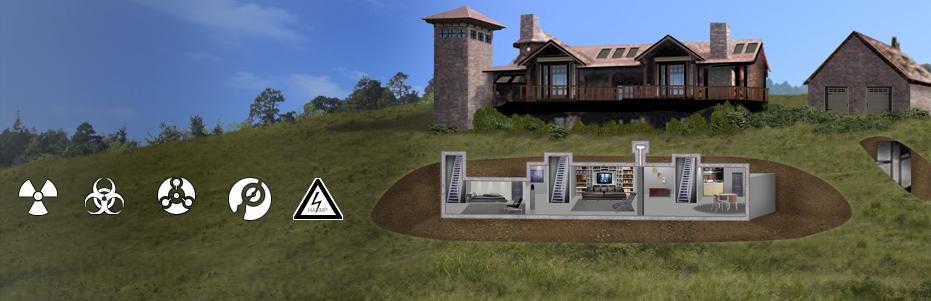 underground house! 1.5...
