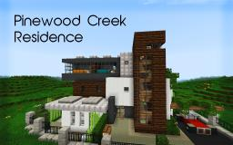 Pinewood Creek | Residence Minecraft Map & Project