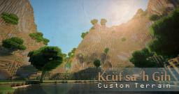 Kcüf sa 'h Gih | Custom Terrain | mcVictims Minecraft Map & Project