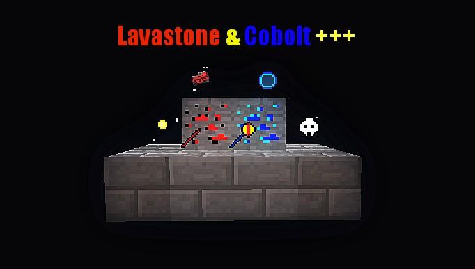Lavastone &Colbalt +++