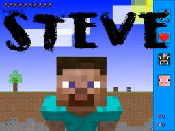 Steve [Game/Program, No Mod] [1.4] Minecraft Mod