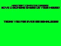 Minecraft Computer Cursors! Minecraft Mod