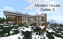 Modern House Series 3 Minecraft Map & Project