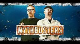 Mythbusters Pixel art Minecraft Map & Project
