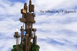 The Stilted City of Skyreach (22nd place!) Minecraft