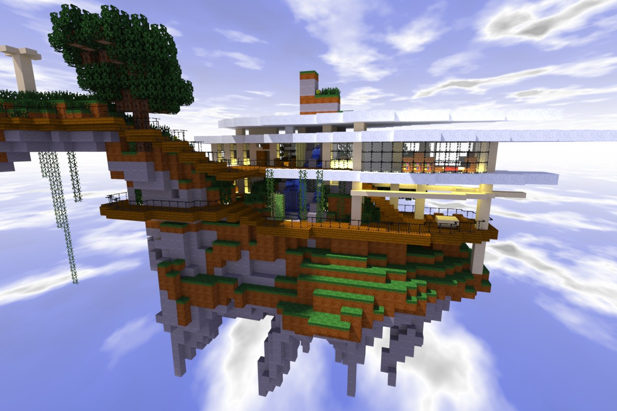 Obsidianheirs and emerald high-rollers can stay in the resort's luxary villa