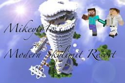 Skylimit Modern Resort (17th in Contest!) 1000 rooms! Minecraft