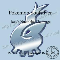 Pokemon Soulsilver Nuzlocke Challenge: Part 1: The Adventure Begins!