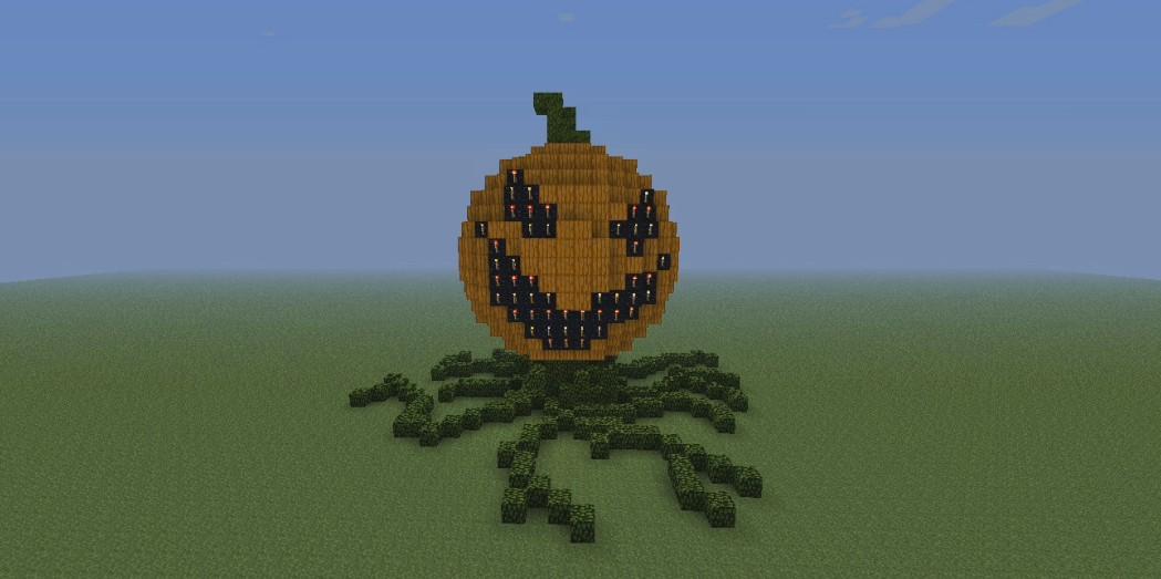 Pumpkin King Minecraft Project