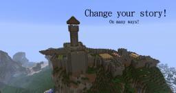 Legend - Revenge of Zidor [Suspended] Minecraft Map & Project