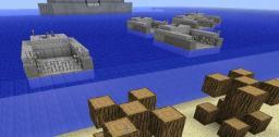 D-Day World War 2 Minecraft Map & Project