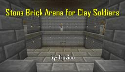 Stone Brick Arena for Clay Soldiers Minecraft Project
