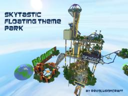 Skytastic! Minecraft's tallest amusement park [for sky limit contest] Minecraft Map & Project