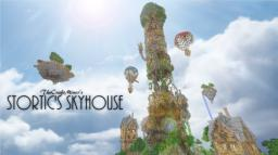Stortic's Skyhouse Minecraft