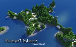 Sunset Island [1.3.2 ready], by TheLastGhost Minecraft