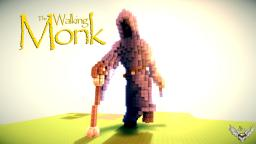 The Walking Monk - 400 Subscriber Special [Schematic] Minecraft Project