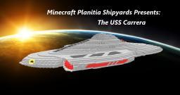 USS Carrera NX-298760 Minecraft