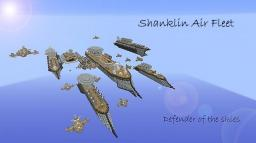 Shanklin Air Fleet Minecraft Map & Project