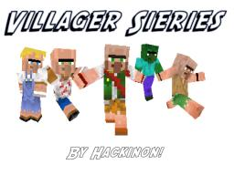 Hackinon's Villager Skin Series! [newer skins at bottom] Minecraft Blog Post