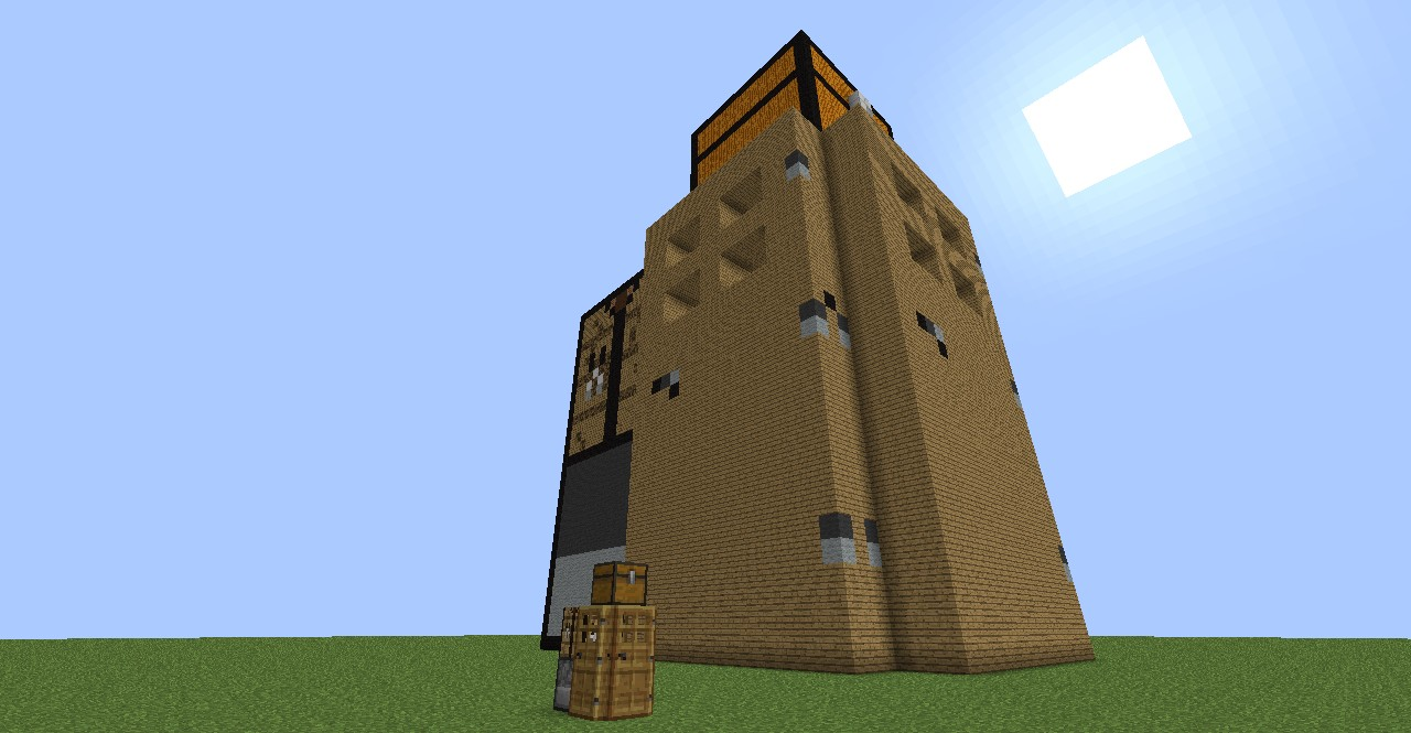 the biggest house in the world in minecraft - Smallest House In The World Minecraft