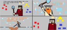 Yogscast Comic Minecraft Blog