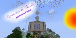 ZexiMansion in the Sky (Sky Limit Contest) Minecraft Map & Project