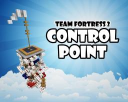 Team Fortress 2 Control Point Minecraft Map & Project