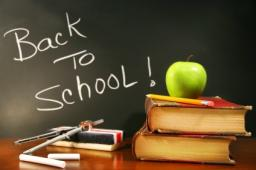[Announcement to Subscribers] Back To School Minecraft Blog