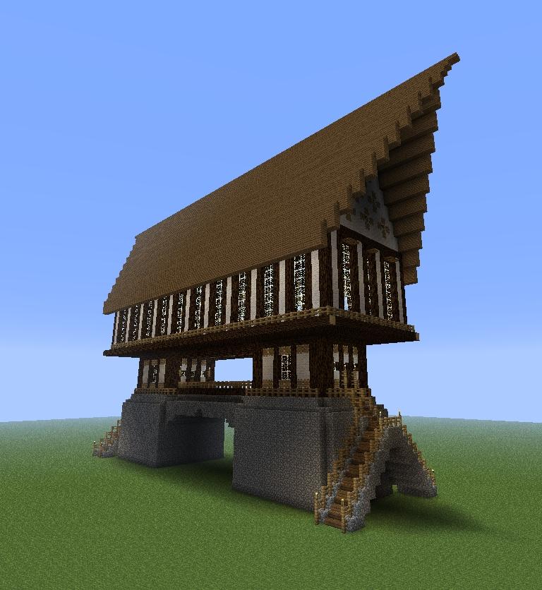 Viking Mead Hall Minecraft Wiki