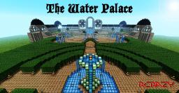 The Water Palace Minecraft Project