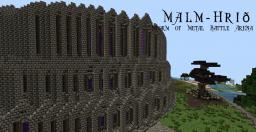 Malm-Hrið : Storm of Metal (Battle Arena) Minecraft Map & Project