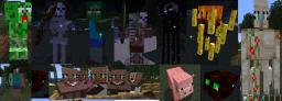 Girl Mob Texture Packs Minecraft Texture Pack