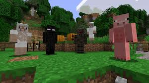 Minecraft Skin Pack unlike 360 edition PC EDITION!