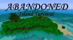 Abandoned Island Survival Minecraft Map & Project