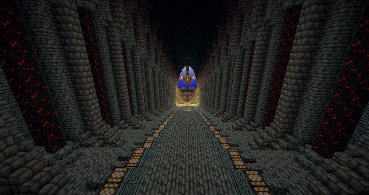 Minecraft Dwarven Buildings - #traffic-club