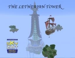 The Letherian tower (sky limit contest) download -25th in contest Minecraft Map & Project