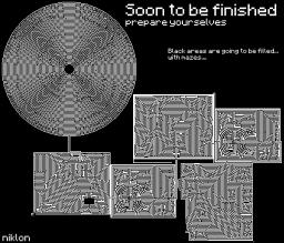 Biggest maze soon to be finished... FINISHED! Minecraft Blog Post