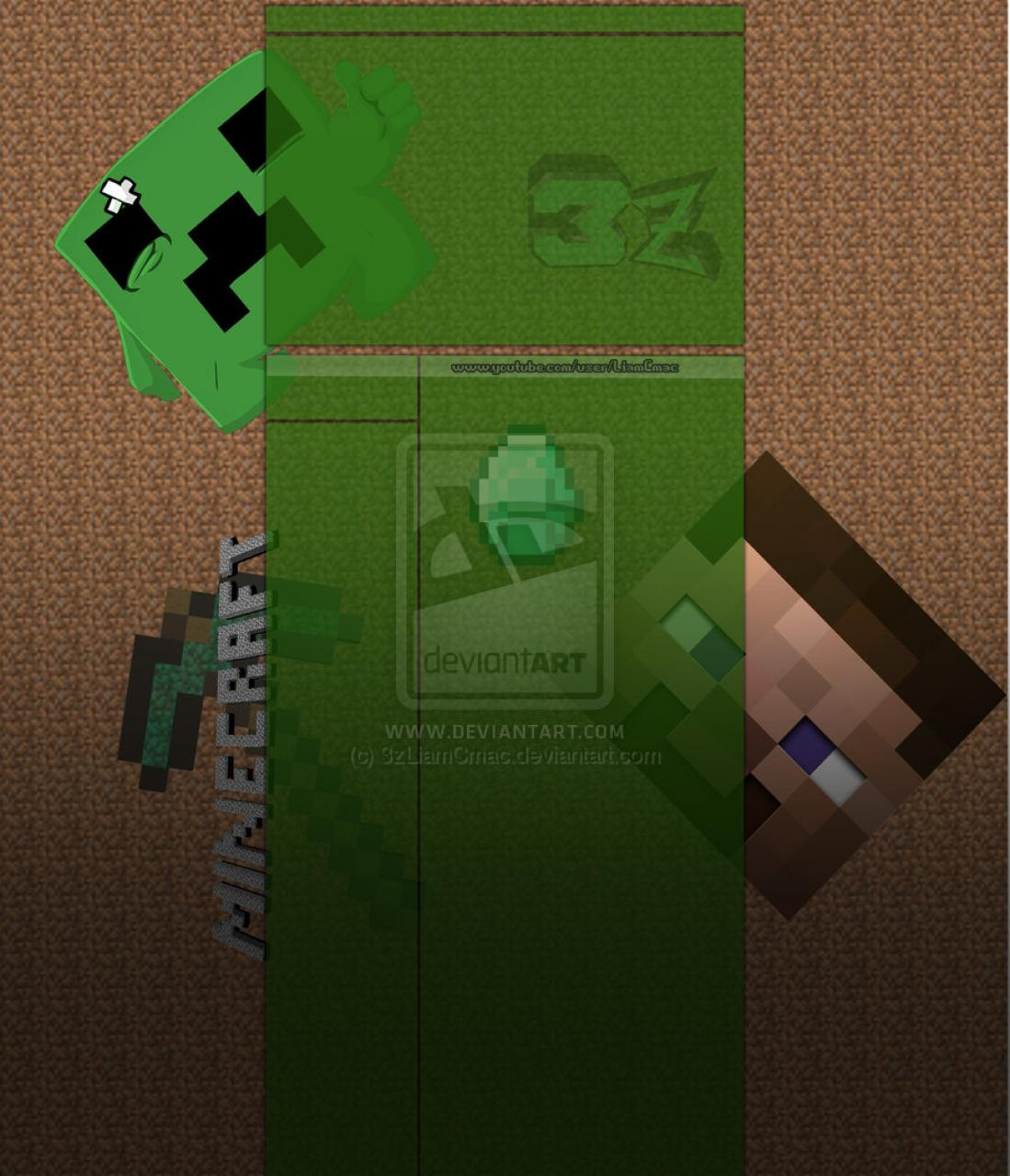 Youtube Channel Banner Maker: Youtube Banner Minecraft Blog