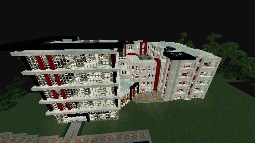 smaller casino/hotel