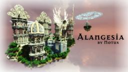 Alangesia [Sky Limit Contest] Minecraft Map & Project