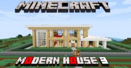 Modern House 3 Download Minecraft Project