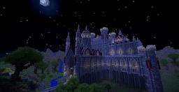 The Dark Castle Adventure Minecraft