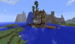 [Adventure][Surv] Mushies Pl0x! 20 Downloads! Minecraft Map & Project