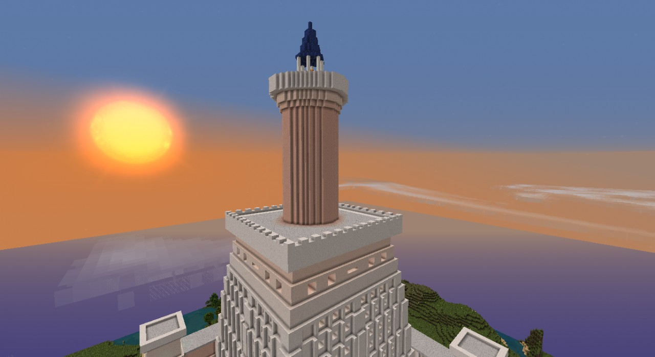 pharos of alexandria The lighthouse of alexandria (or the pharos of alexandria, greek: ) was.